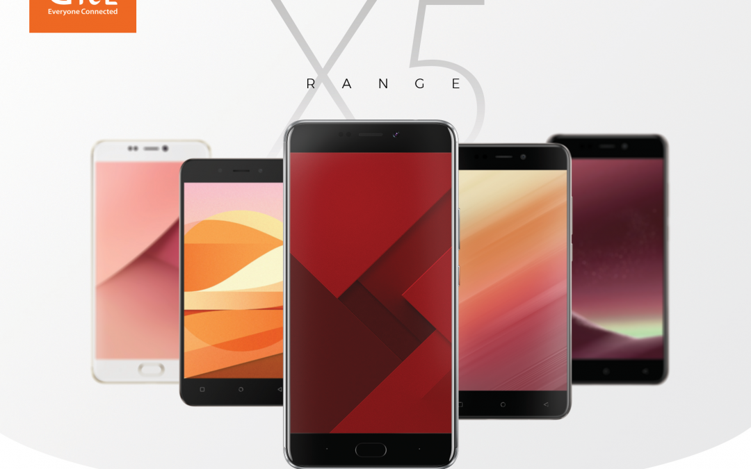 The Gtel X5 Smartphone Range: Simply Excellent!